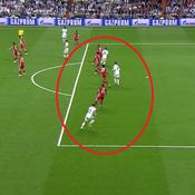 Le but décisif ... mais hors-jeu de Ronaldo qui va faire jaser