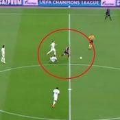 Le calvaire du PSG face au Barça résumé en une action