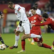 Dimitar Berbatov Leverkusen Monaco Ligue des champions