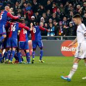 Le FC Bâle sait y faire avec les grands d'Europe