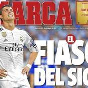 «Le fiasco du siècle», la presse espagnole corrosive