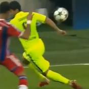 Le geste de classe de Suarez face au Bayern