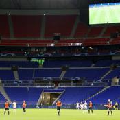 Le Groupama Stadium, triste coquille vide