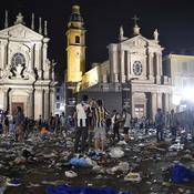 Le mouvement de panique à Turin provoqué… par une blague d'adolescents