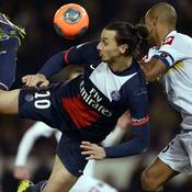 Zlatan Ibrahimovic Paris SG