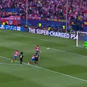 Le penalty chanceux de Griezmann contre le Real