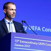 Le président de l'UEFA veut instaurer une «taxe de luxe» pour maintenir l'équité