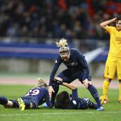 Le PSG écarte Barcelone et salive à l'idée de retrouver Lyon