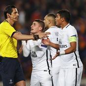 Le PSG envoie un courrier à l'UEFA pour lister les erreurs d'arbitrage face au Barça