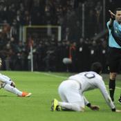 Cristiano Ronaldo et Higuain