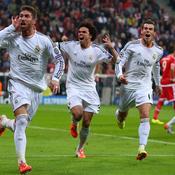 Le Real donne la leçon au Bayern