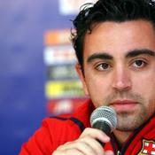 Xavi Hernandez Barcelone