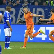 Le Real Madrid s'est amusé avec Schalke 04
