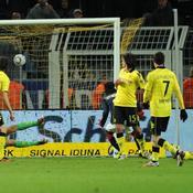 Le 21 octobre 2010, le Paris Saint-Germain ramène un nul