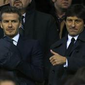 Davic Beckham Leonardo Valence-PSG