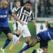 Les notes de Juventus-Monaco