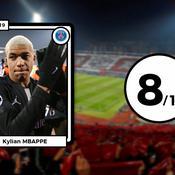Les notes du PSG après Belgrade : Mbappé dans tous les bons coups, les Brésiliens au top