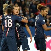 Les Parisiennes, elles, sont déjà en demi-finales
