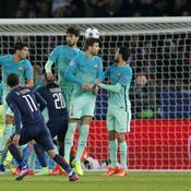 Les quatre buts du Paris SG en vidéo