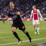 Nice réalise l'exploit de sortir l'Ajax