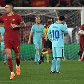 Victime de la remontada de Rome, le Barça prend la porte !
