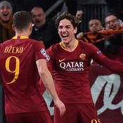 Zaniolo offre un petit avantage à la Roma contre Porto
