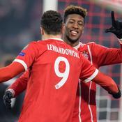 Le Bayern châtie Besiktas et entrevoit déjà les quarts