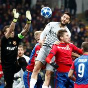 Ligue des champions : CSKA Moscou-AS Roma en direct