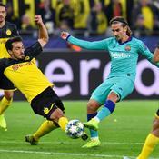 Avec un Griezmann discret, le Barça accroche Dortmund