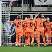 Lyon écarte Wolfsburg et se hisse en demies de la Ligue des champions féminine