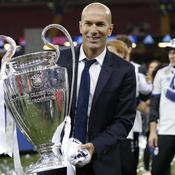 Ligue des champions : le Real de Zidane vise un fantastique triplé