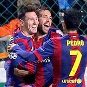 Ligue des champions : Le record pour Messi