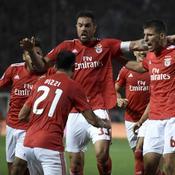 Ligue des champions : Benfica renversant, l'Etoile Rouge contrarie Salzbourg