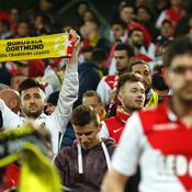 Les supporters de l'AS Monaco