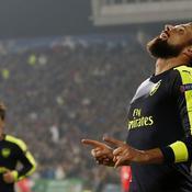 Avec un nouveau but de Giroud, Arsenal renverse Ludogorets