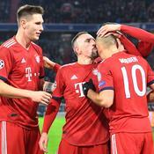 Le Bayern, la Juventus et Manchester United au rendez-vous des 8es de finale