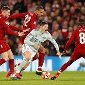 Les regrets de Liverpool face au Bayern Munich