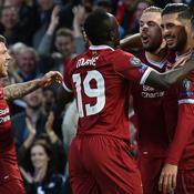 Ligue des champions : Liverpool qualifié, les Anglais au complet