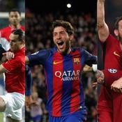 Ligue des champions: six come-backs de légende