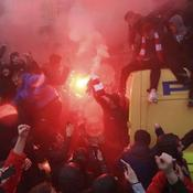 Liverpool-Rome : un fan anglais dans un état critique après des affrontements