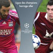 Lyon-Kazan en direct