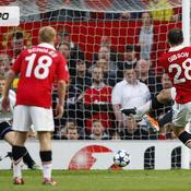 M. United-Schalke 04 en images