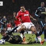 Man. United-Marseille en images