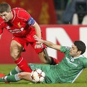 Mandzukic guide l'Atlético, Liverpool sur un fil