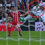 Marcelo reconnait que le Bayern aurait dû obtenir un penalty sur sa main