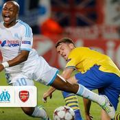 Marseille-Arsenal en DIRECT