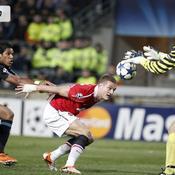 Marseille - Manchester United en images