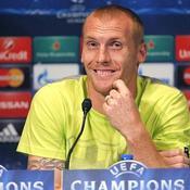 Mathieu : «Sans Ibra, le PSG a plus de mal»