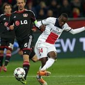 Leverkusen - Paris SG Blaise Matuidi
