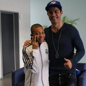 Mbappé-Ronaldo : quand l'ado s'apprête à recroiser son idole